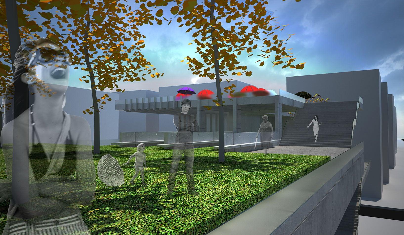 Public Cube – Knafo Klimor Architects